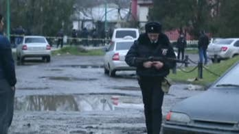 ISIS claims responsibility for deadly church shooting in Russia.