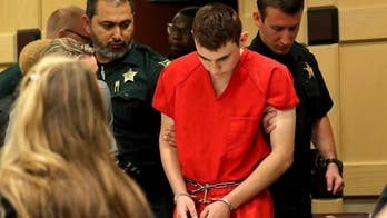 19-year-old Nikolas Cruz is accused of killing 17 people in Parkland, Florida.