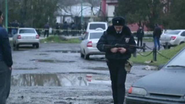 5 women killed in Russian church shooting