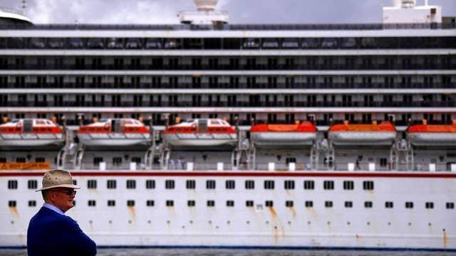 Cruise ship brawl: Shocking video