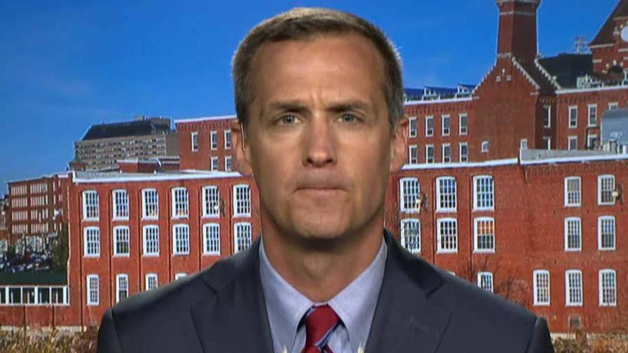 Former Trump campaign manager says the idea that there was collusion between the Trump campaign and Russia is 'an absolute fallacy.'
