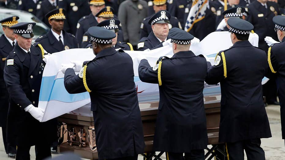War on cops escalates with surge in line of duty deaths