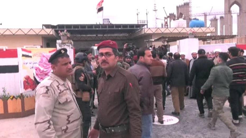 At least 27 killed in ISIS ambush in Iraq