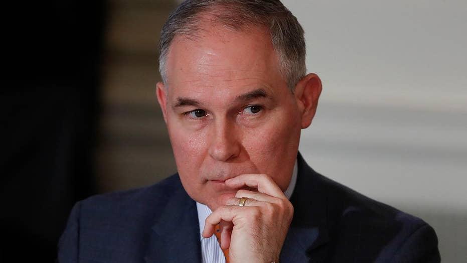 EPA chief postpones trip amid cost controversy