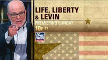 Airing Sundays at 10 p.m. ET and hosted by nationally syndicated radio talk show personality Mark Levin, 'Life, Liberty & Levin' will explore the fundamental values and principles undergirding society, culture and politics, and their relevance to the everyday lives of Americans.