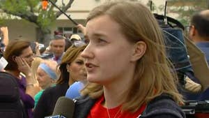 Students head to Tallahassee to push for changes to gun laws following Parkland school shooting; Steve Harrigan reports from Coral Springs, Florida.