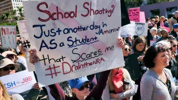 Students plan major protests and President Trump signals he may favor gun control legislation following the deadly school shooting in Parkland, Florida.