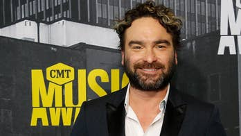 'Big Bang Theory' star Johnny Galecki hopes to inspire conversations about faith with his new series 'Living Biblically.'