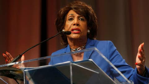 Maxine Waters: Latest Dem tied to Nation of Islam