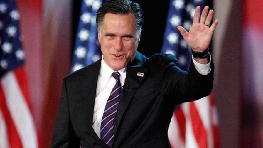 President Trump endorses Mitt Romney for his Senate bid in Utah. Karl Rove gives his take.