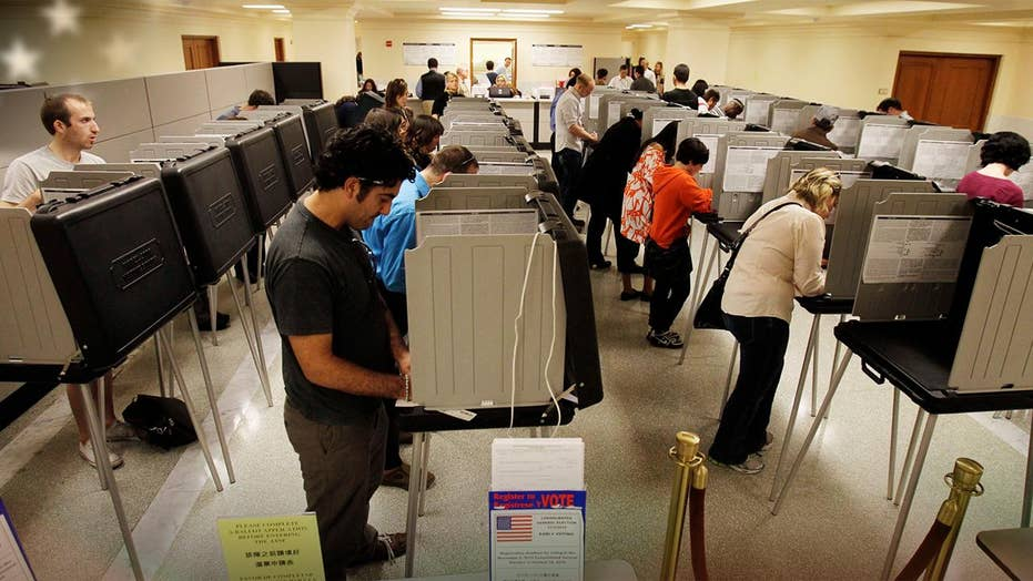 Georgia considers using paper ballots over touch screens