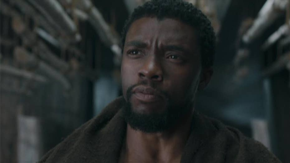 'Black Panther' pounds the competition