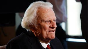 Fox News host discusses Billy Graham's impact on history.