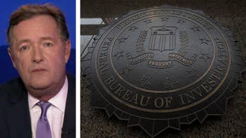 Piers Morgan: The FBI's job is to protect the American people. It has failed so badly on Russia meddling and the Florida massacre, it should be renamed 'Federal Bureau of Incompetence.' #Tucker