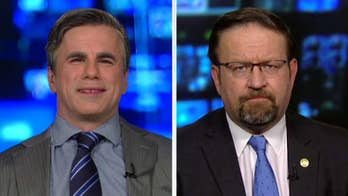 On 'Hannity,' Tom Fitton, president of Judicial Watch, and Fox News national security strategist Sebastian Gorka discuss the Mueller indictments and the potential legal ramifications for Hillary Clinton.