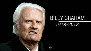 Max Lucado: Farewell, Billy Graham, the world is better because you were in it