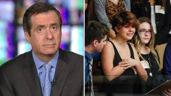 'MediaBuzz' host Howard Kurtz weighs in on the growing media and political shifts over gun control as Parkland, Florida shooting survivors are speaking out.