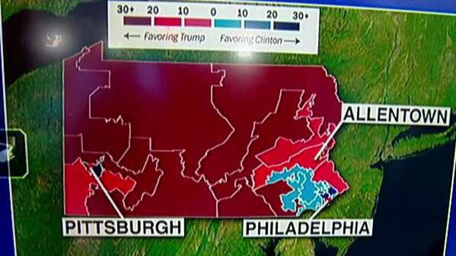 Republican strategist Eric Beach explains why Pennsylvania's redistricting is under fire.