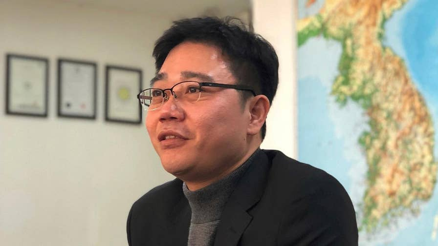 North Korean defector shares stories of suffering and survival.