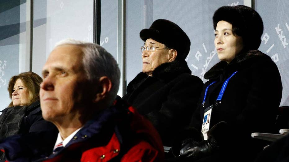 North Korea canceled meeting with Pence at the last minute