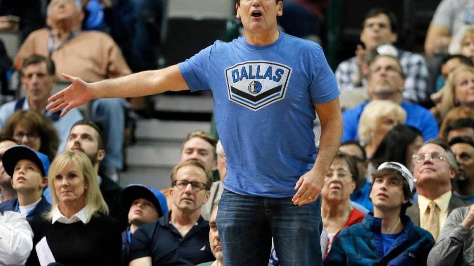 NBA's Dallas Mavericks a workplace of misconduct? Mark Cuban responds