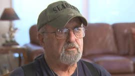 A would-be home invader was shot in the chest by a Navy veteran who said he had no other choice when the man attacked him last Friday.