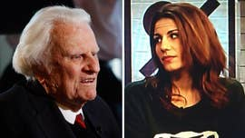 "Controversial Teen Vogue columnist Lauren Duca mocked the death of Rev. Billy Graham on Wednesday by telling the evangelist to ""have fun in hell"" after learning the Christian icon passed away."