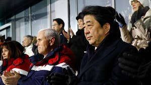 Pence was in talks to meet with Kim Jong Un's sister during the 2018 Olympics before the meeting was canceled; Greg Palkot shares the details on 'Special Report.'