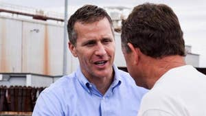 Eric Greitens was indicted by a St. Louis grand jury on a felony invasion of privacy charge according to a news release.