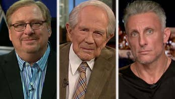 Dr. Pat Robertson, Pastor Rick Warren and Tullian Tchividjian, grandson of Reverend Graham, share their memories of the reverend on 'The Ingraham Angle.'
