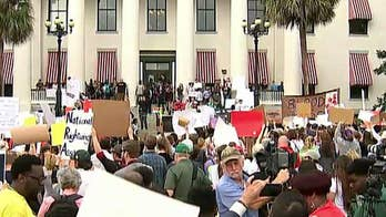 Bryan Llenas reports on Florida students' demand change from lawmakers.