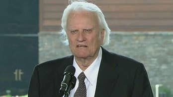 Panel reflects on Billy Graham's legacy.