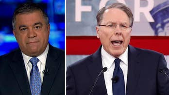 Fox News contributor David Bossie addresses the NRA CEO's CPAC speech in the aftermath of the Florida school shooting.