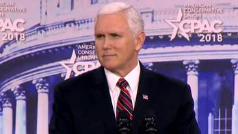 Vice President Mike Pence says Kim Yo Jong is a central pillar of an oppressive, evil regime and that the U.S. stands up to, not with, murderous dictatorships.