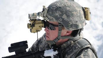 Allison Barrie on why American soldiers may soon be issued new, advanced night vision goggles similar to the type used by elite U.S. Special Operations forces.