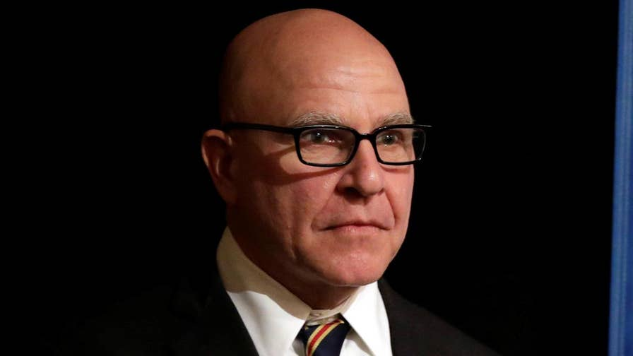 White House may be looking at moving H.R. McMaster, Trump's national security adviser, back to the military, according to a report.