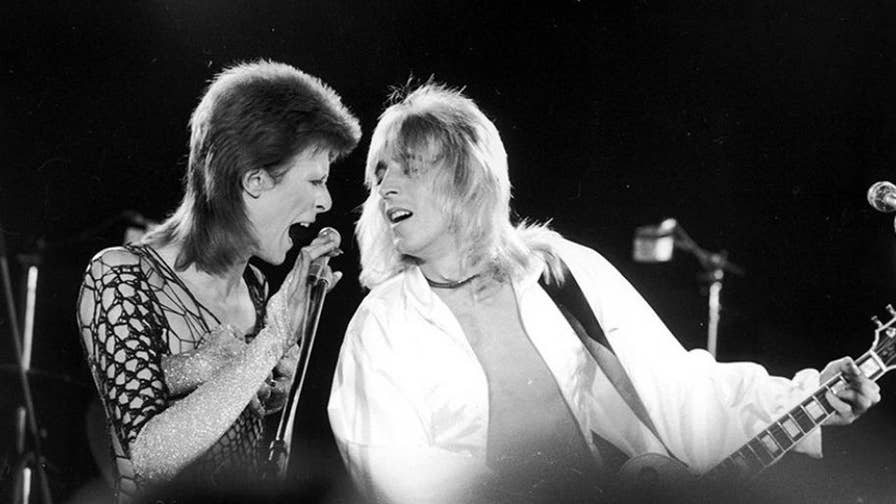 A British filmmaker is hoping a new documentary on the life of late guitarist Mick Ronson will shed light on the artist who helped David Bowie achieve superstardom.