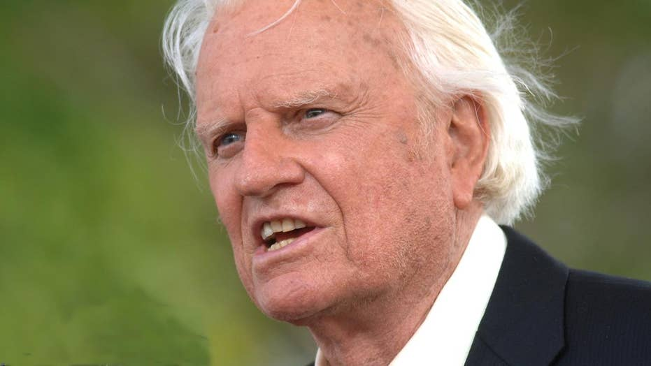 What effect did Billy Graham have on the world?