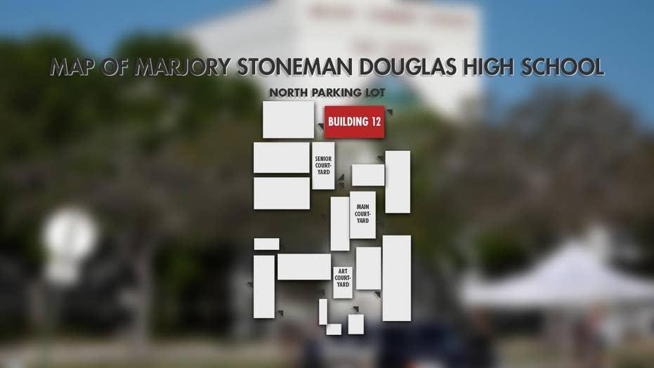 Marjory Stoneman Douglas campus haunts students