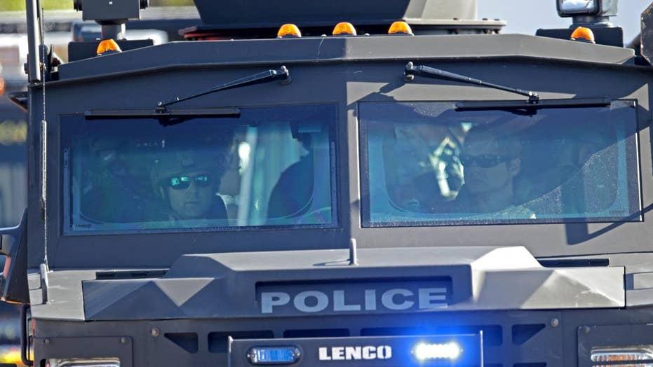 Florida school's security cameras were rewound 20 minutes