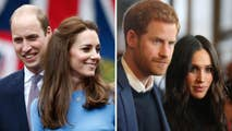 Top Talkers: Prince William, Kate Middleton, Prince Harry and Meghan Markle are set to make their first official appearance together.