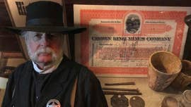 So, a guy walks into a bar –and in this case, stumbles upon not just any bar—an historic western saloon on the old frontier with original artifacts displayed throughout.