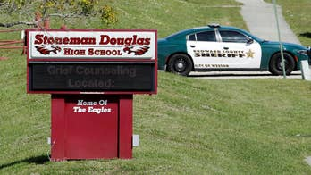 Sheriff says the armed deputy assigned to Marjory Stoneman Douglas never went in to confront the school shooter.