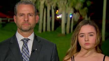 Parkland authorities face scrutiny over an armed deputy who 'never went in' during school shooting and delayed security footage; a Stoneman Douglas survivor speaks out on 'The Ingraham Angle.'