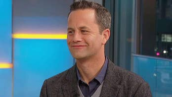 Actor Kirk Cameron discusses his new documentary 'Connect.' The film tackles parenting in the new tech era.