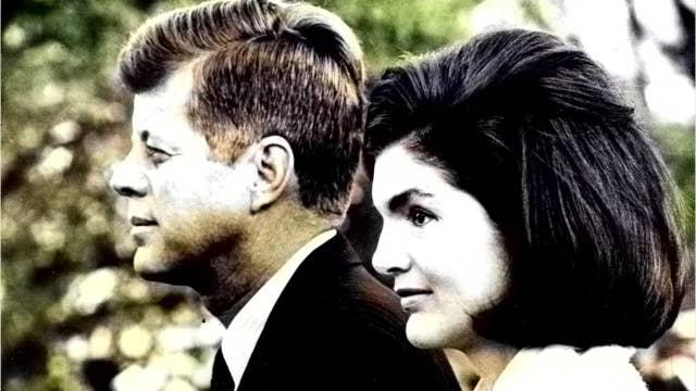 Jackie Kennedy Onassis battled PTSD after JFK's death