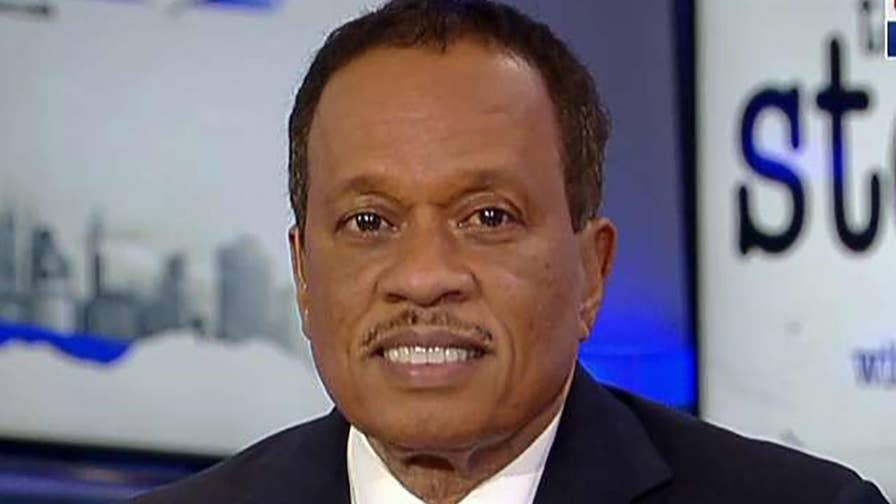 Juan Williams takes aim at evangelical Christians who support Trump in new op-ed; Pastor Robert Jeffress responds on 'The Story with Martha MacCallum.'