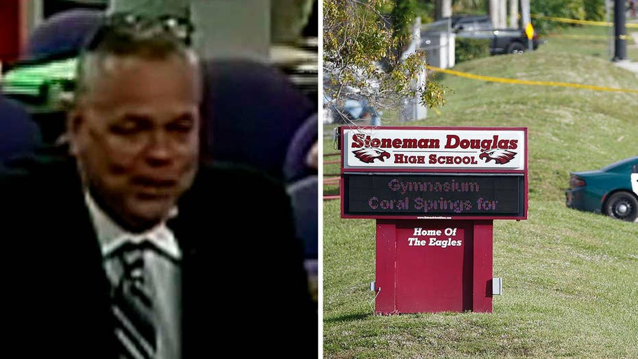Parkland school's armed guard never engaged the shooter