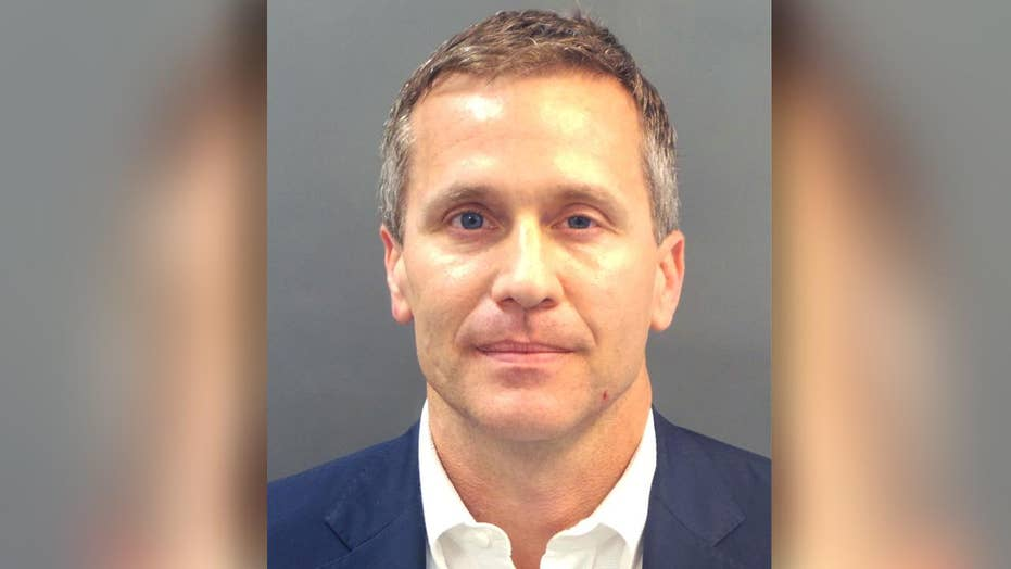 Grand jury indicts Missouri Governor Eric Greitens