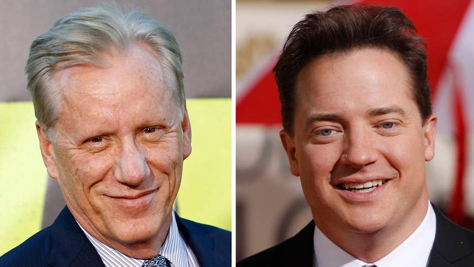 James Woods supports Brendan Fraser against Philip Berk